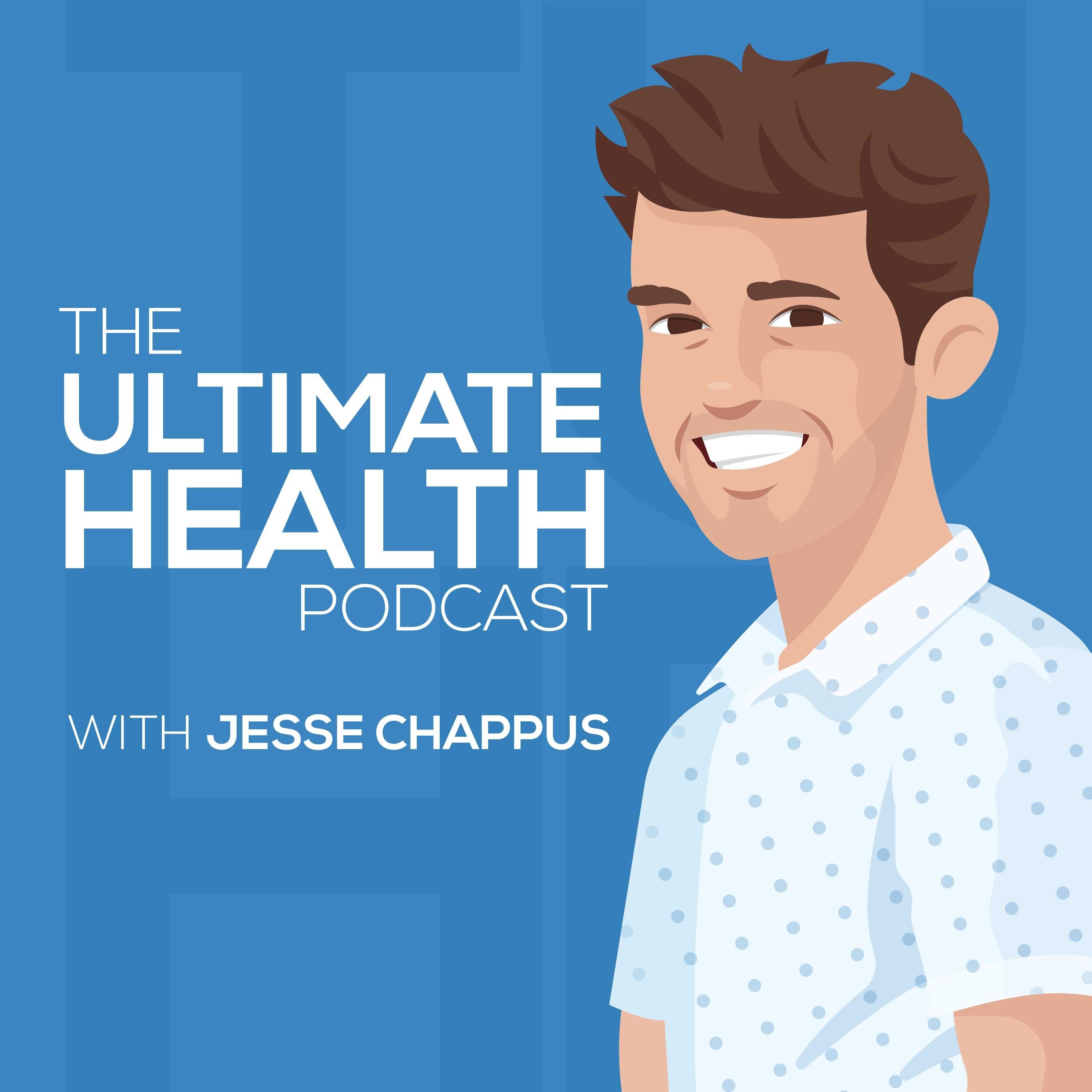The Ultimate Health Podcast: Wellness, Nutrition, Fitness, & Exercise