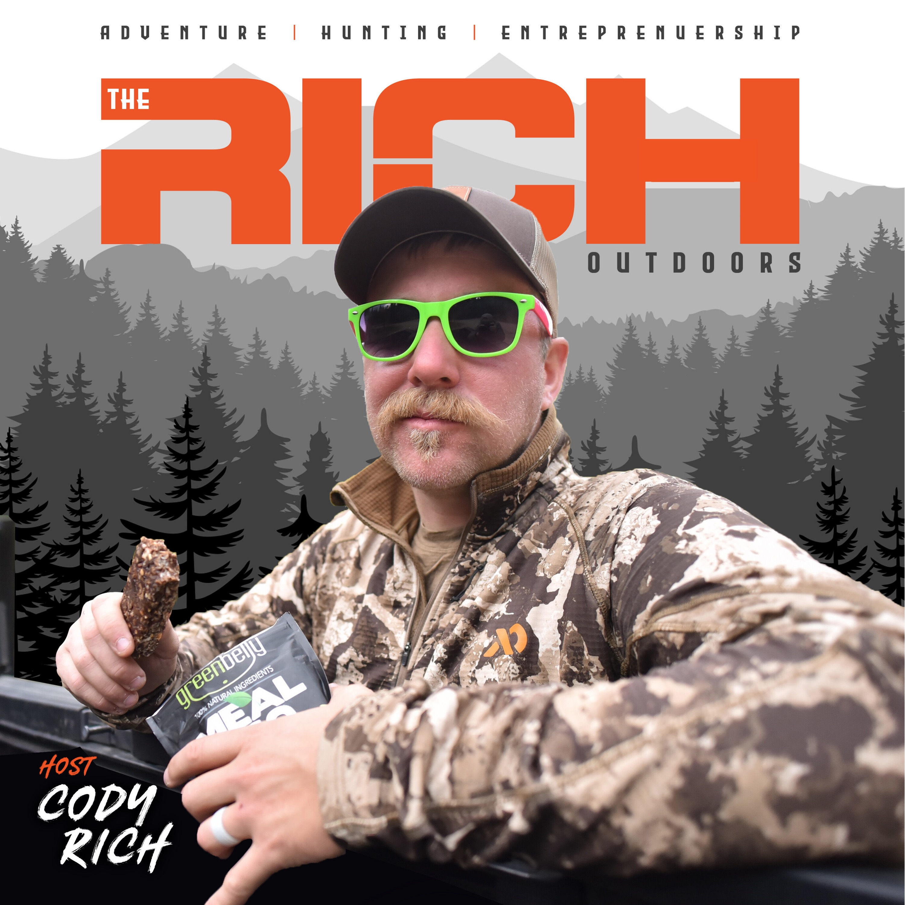 The Rich Outdoors Hunting Podcast