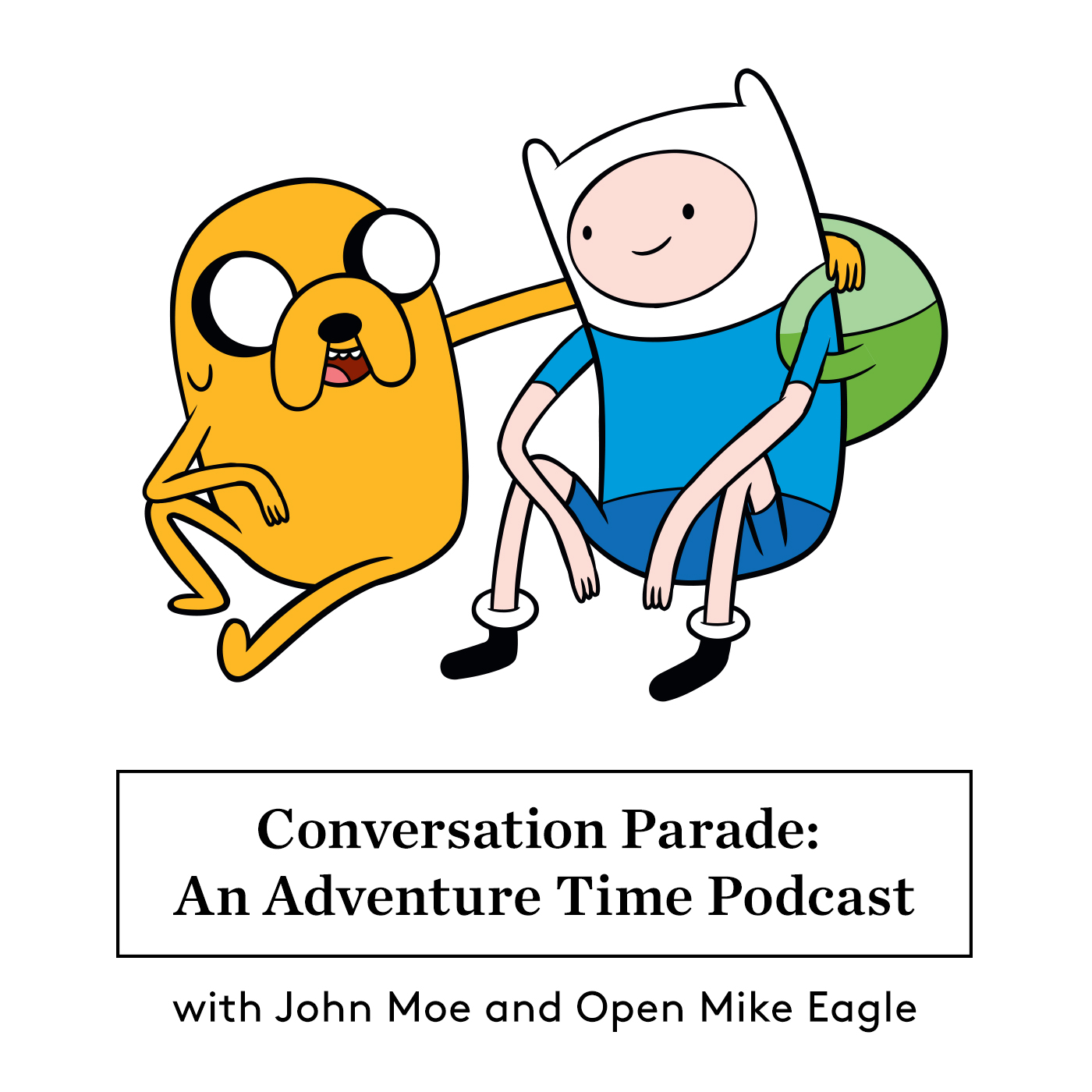 Conversation Parade: An Adventure Time Podcast – Infinite Guest Podcast Network
