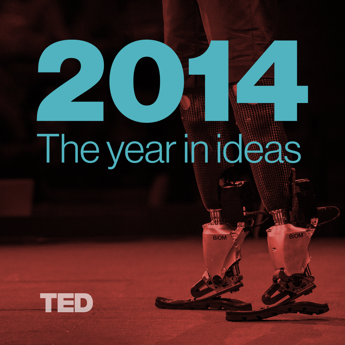 The Year in Ideas: TED Talks in 2014