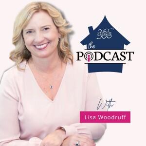 Organize 365 Podcast: Home organization |Paper management | Productivity | Professional Organizer Lisa Woodruff | Sunday Basket