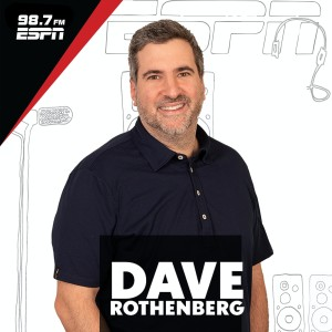 98.7 ESPN New York: Dave Rothenberg
