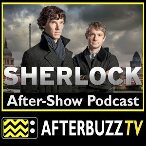 Sherlock AfterBuzz TV AfterShow