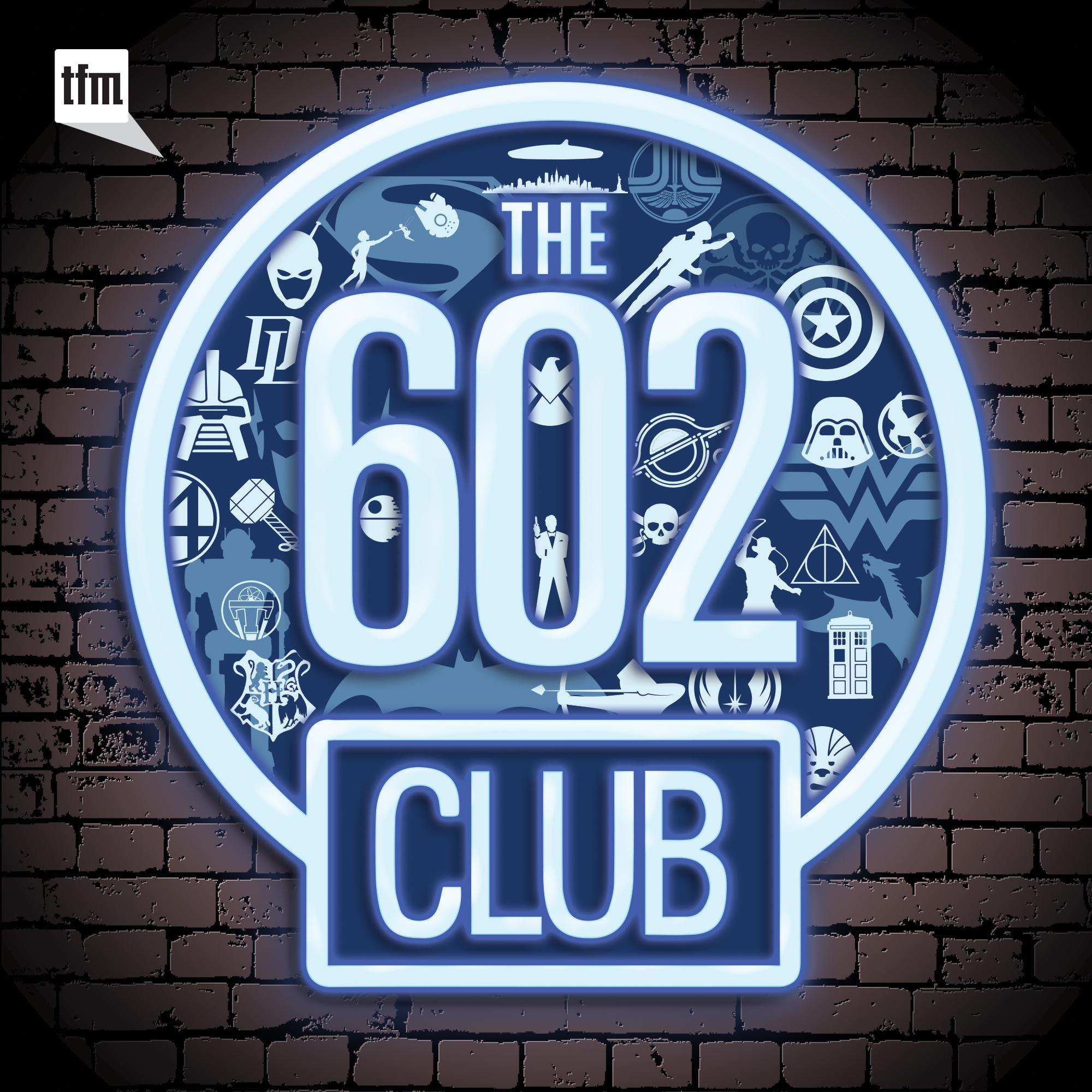 The 602 Club: A Geekery Speakeasy