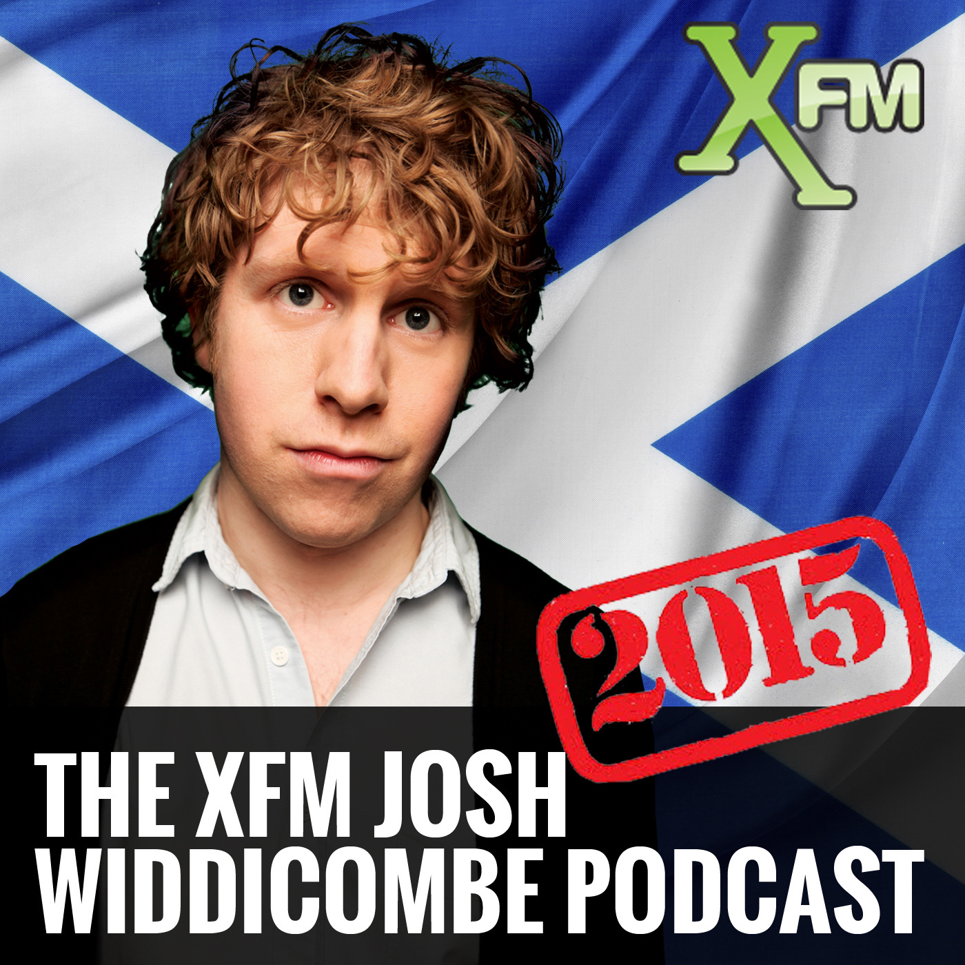 The XFM Josh Widdicombe Edinburgh Podcast 2015