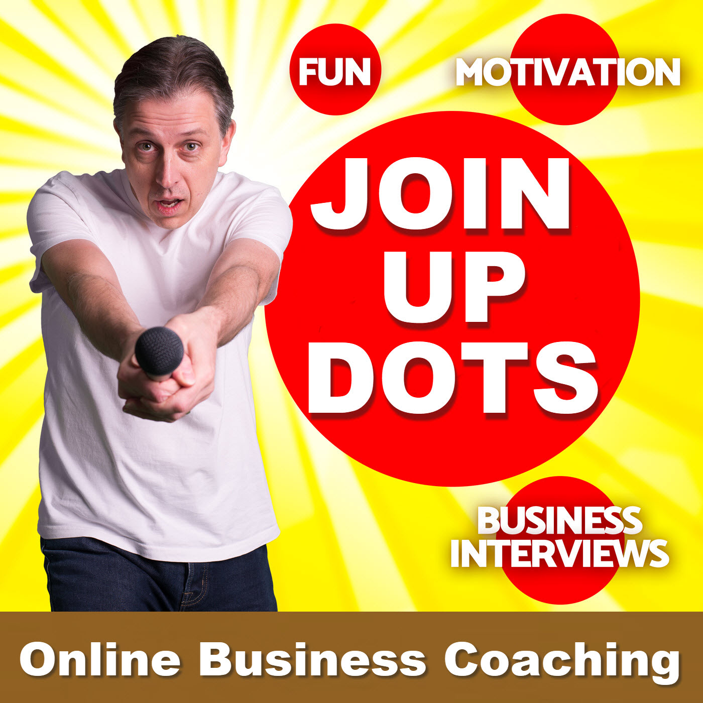 Entrepreneur Success Stories With Join Up Dots - Motivation, Confidence, & Small Business Coaching To Start Your Online Career