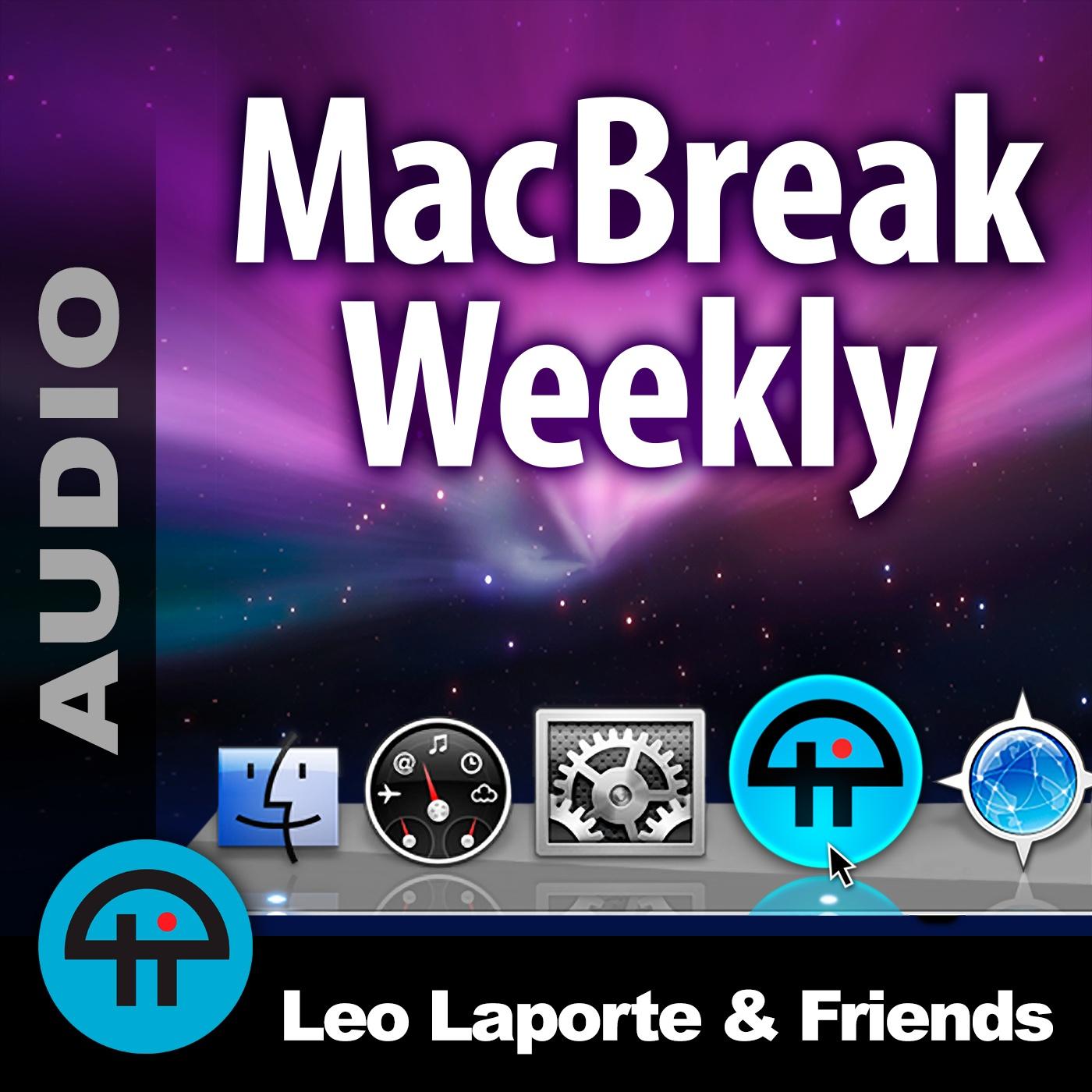 MacBreak Weekly (MP3)