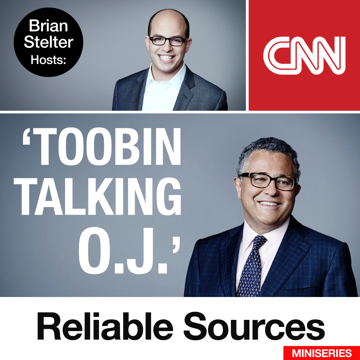 Reliable Sources: Toobin Talking O.J.
