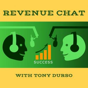 Revenue Chat | Entrepreneurs and Startups | Chats with James Rickards, Jill Lublin, Dov Baron, Michael Tellinger and great Entrepreneurs weekly