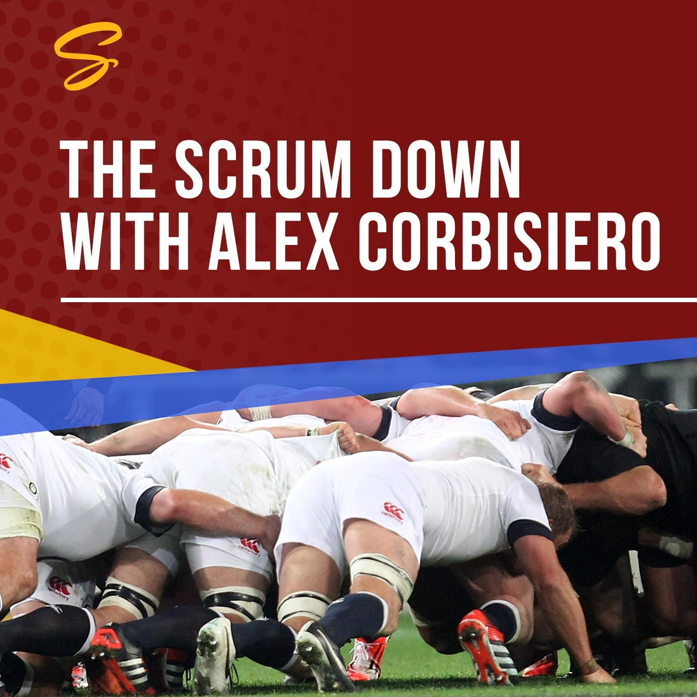 The Scrum Down with Alex Corbisiero