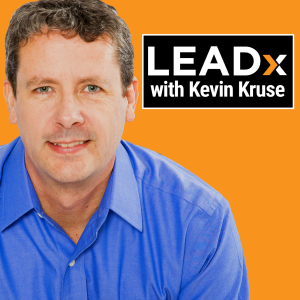 The LEADx Leadership Show with Kevin Kruse
