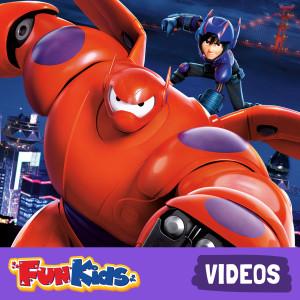 Big Hero 6 on Fun Kids