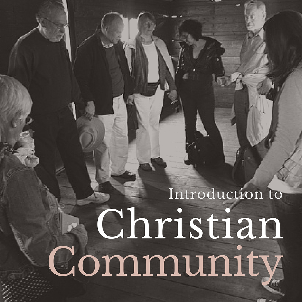 Introduction to Christian Community