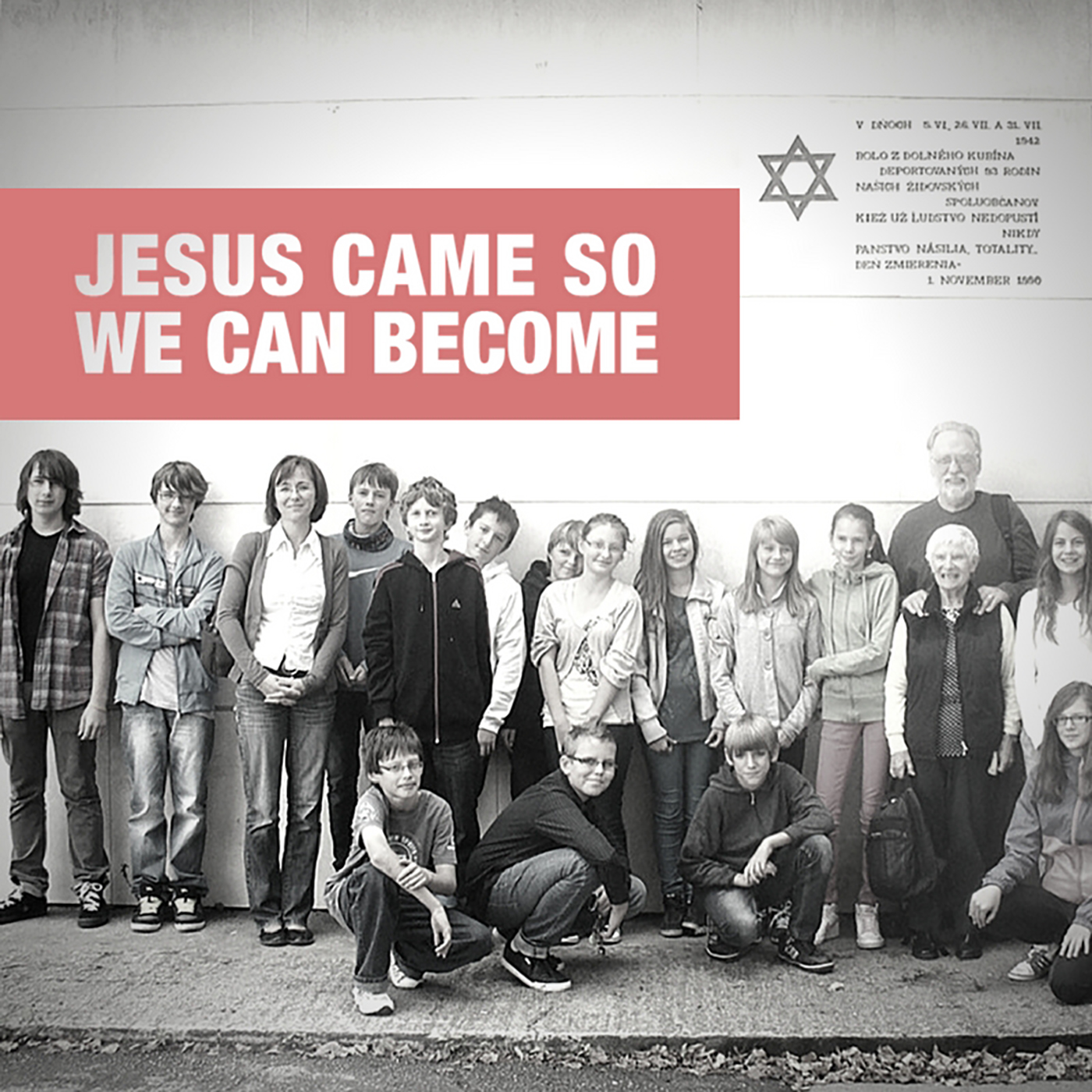 Jesus Came So We Can Become