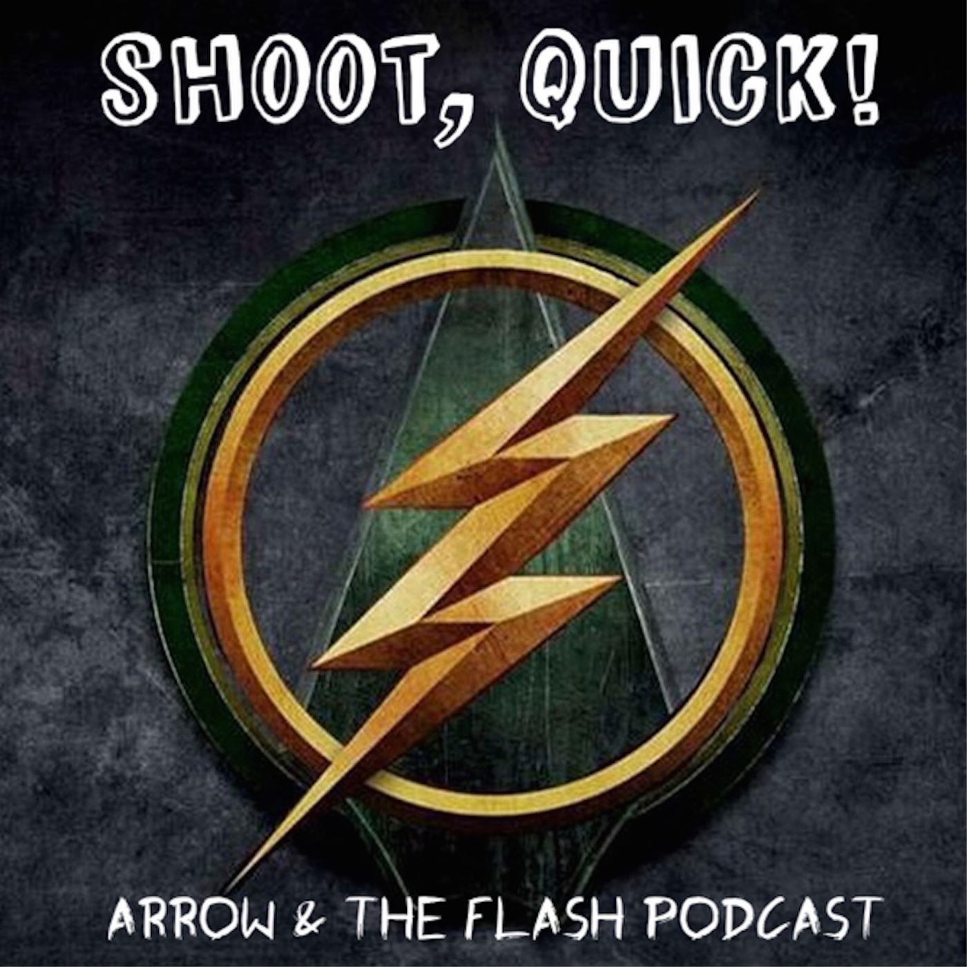 Shoot, Quick! S4 E9 Long Live the Supergirl Reign, We are the Flash, Legends of SciFi Tropes and Another Gangster Villain on Arrow aka The BerlanTVerse Part 2