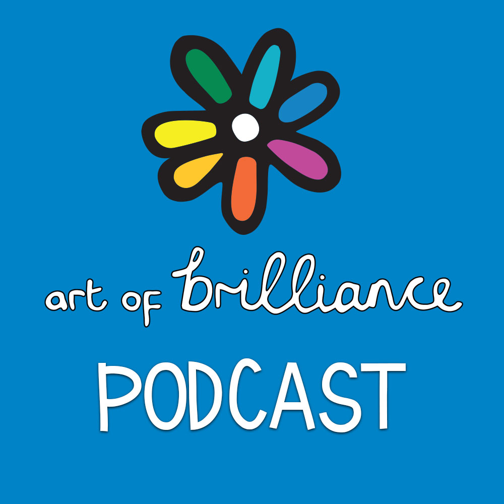 Andy Cope talks to... Mike Martin - Art of Brilliance Podcast