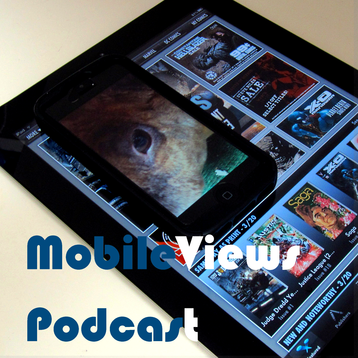 MobileViews Podcast 99: New iPad/Mac speculation, connected devices, tips