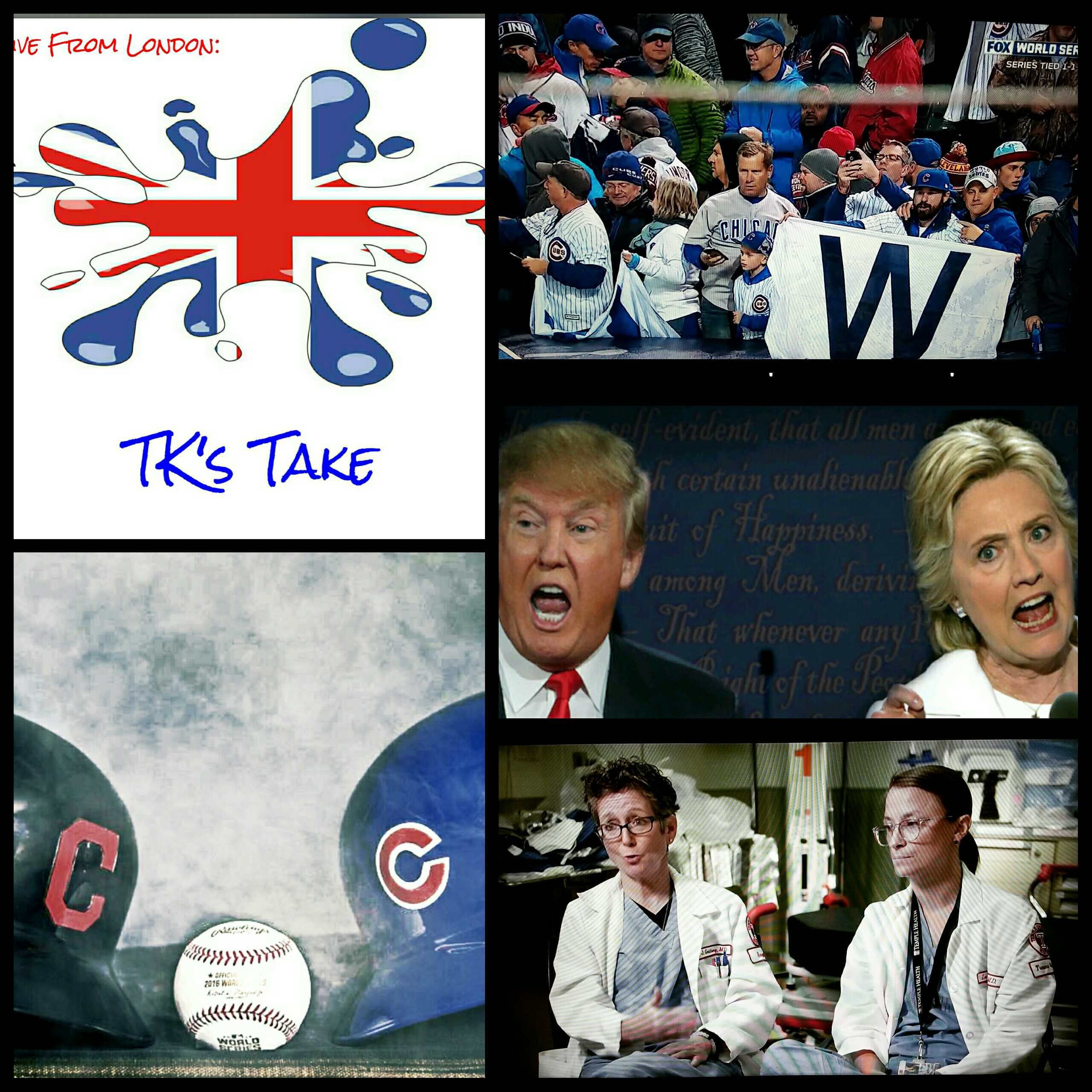 Cubs Win Game 3 Of World Series