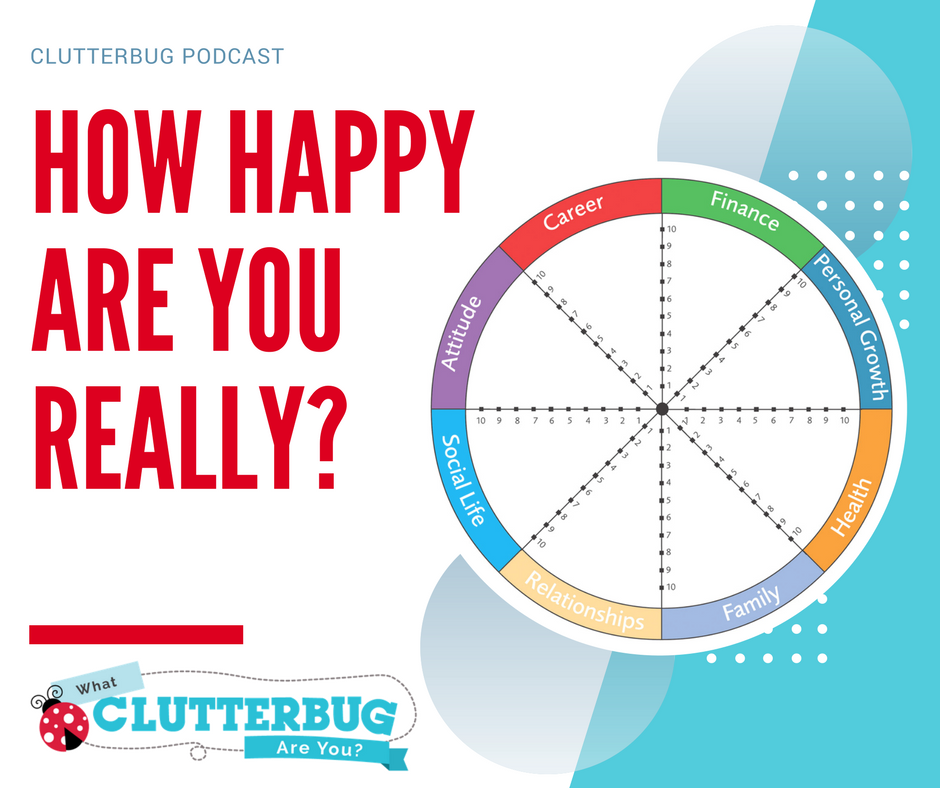 How Happy Are you Really? The Wheel of Life Can Help You Find Out