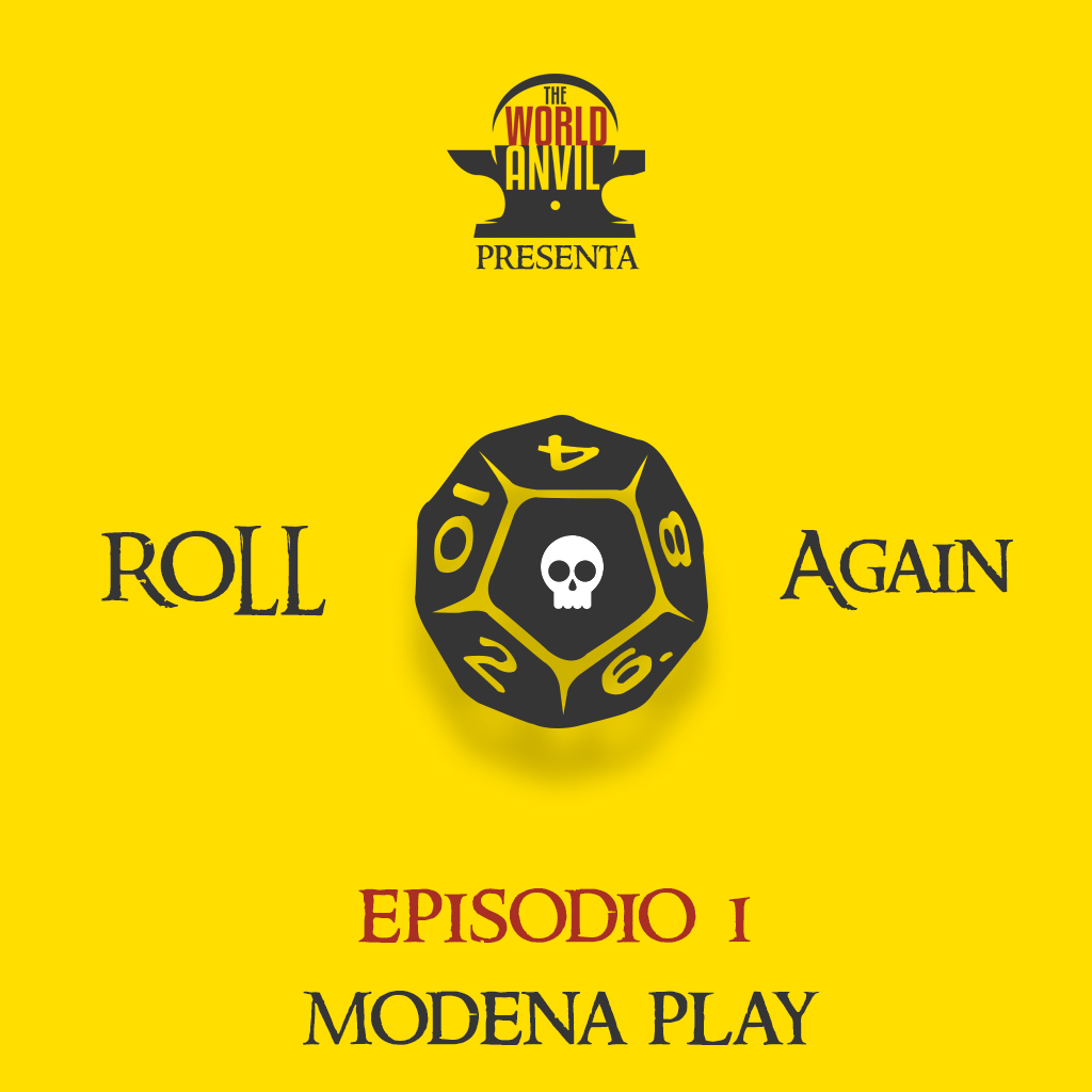 Roll Again Episodio 1: Modena Play