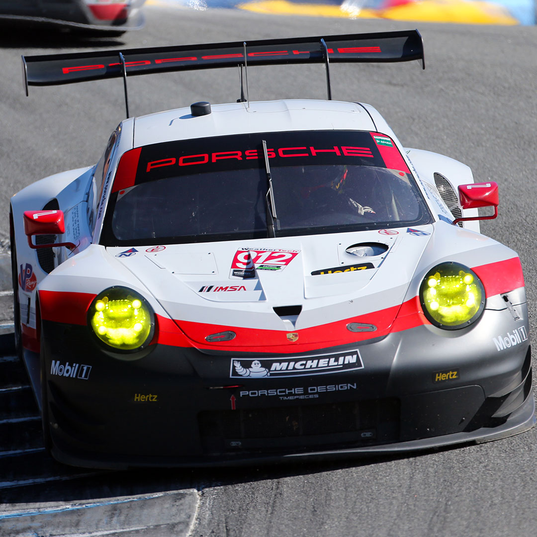 MP 220: Porsche 911 RSR In-Car Audio at Laguna Seca