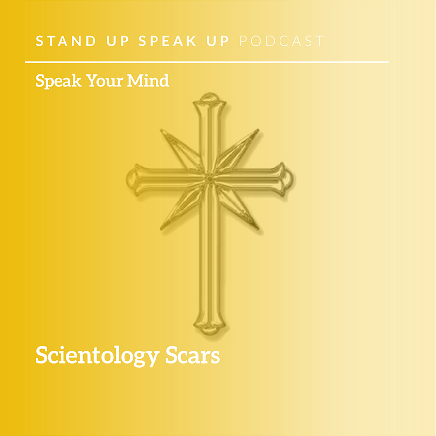 Episode 48:  Scientology Scars