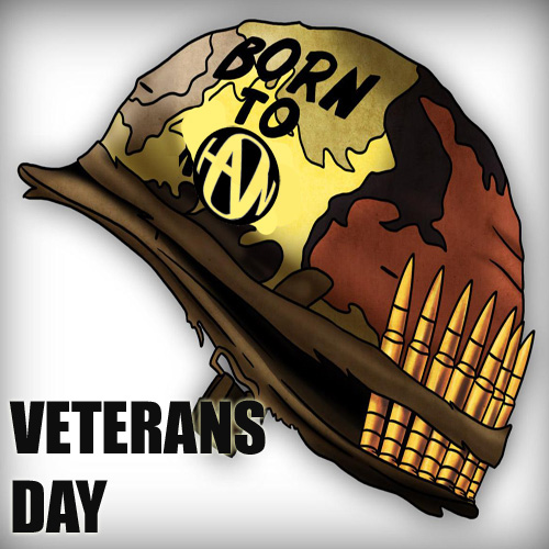 Episode 02: Veterans Day