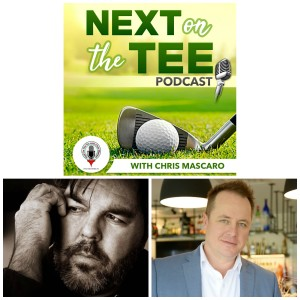 Next On The Tee - Magazine cover