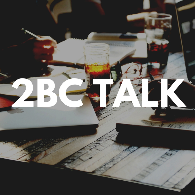 2BC Talk #26: Let It Go.