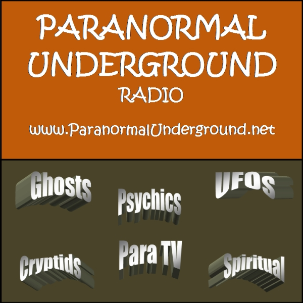 Paranormal Underground Radio: Krystle Vermes - GetSpooked.net and All Day Paranormal