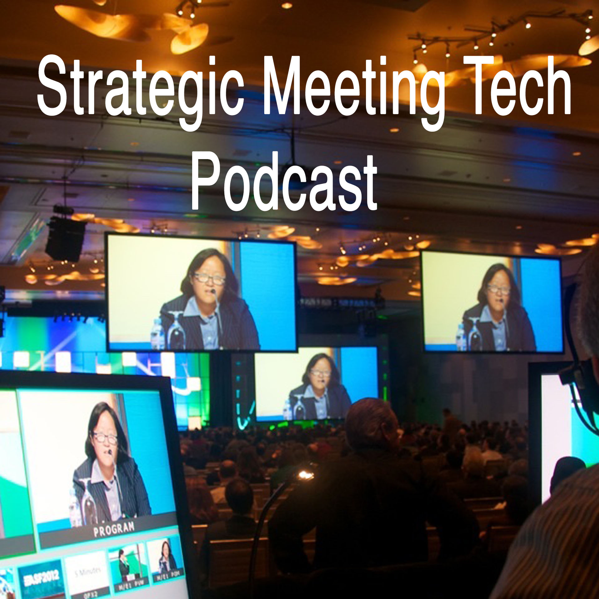 "Strategic Meeting Tech Podcast Show #19 - Carol Norfleet, CMP previews ""APEX Legacy Documents Workshop"", her upcoming pre-conference session at the CMP Conclave"