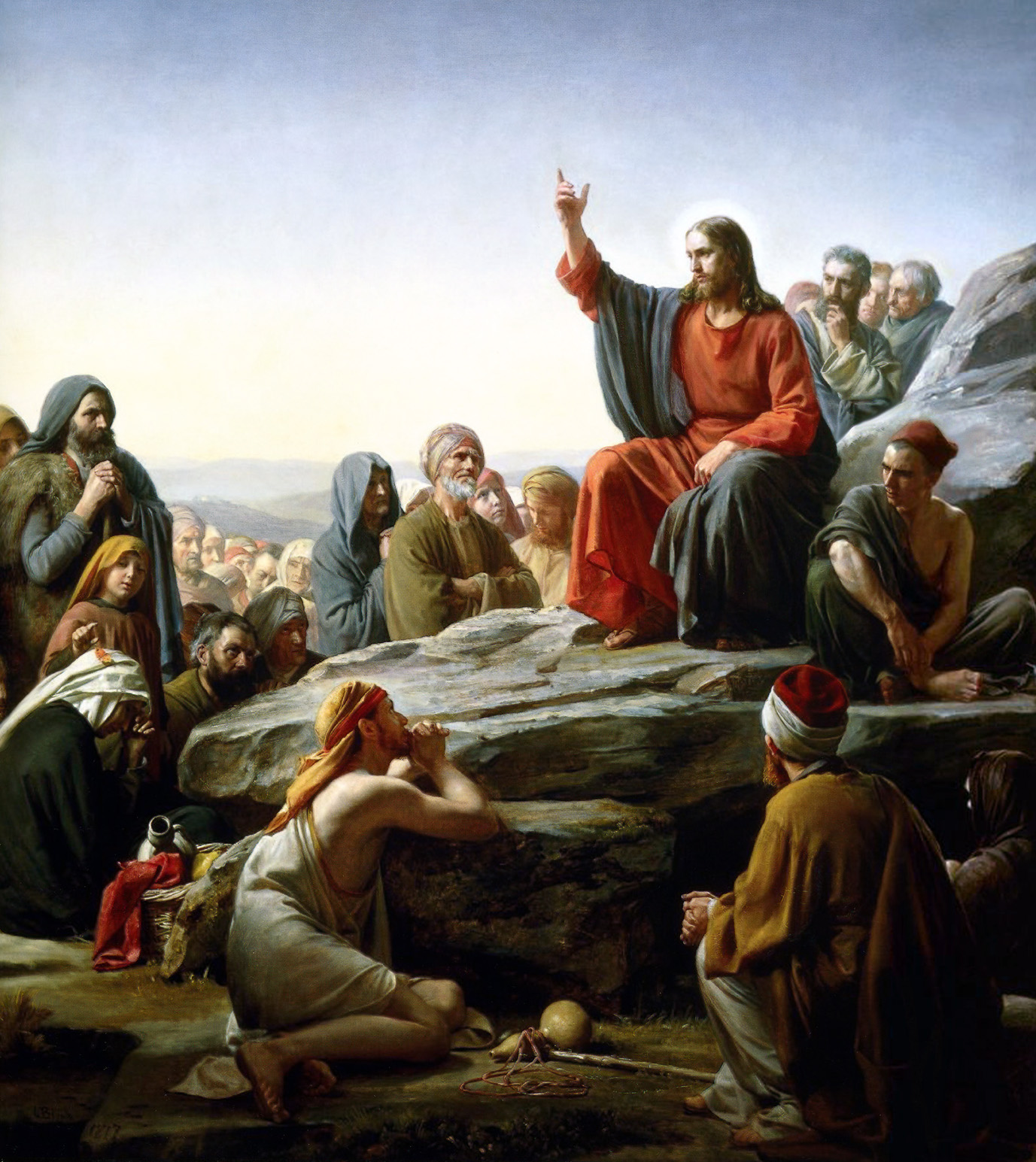 The Sermon on the Mount: The King's Mandate-What are You Hungry and Thirty For?