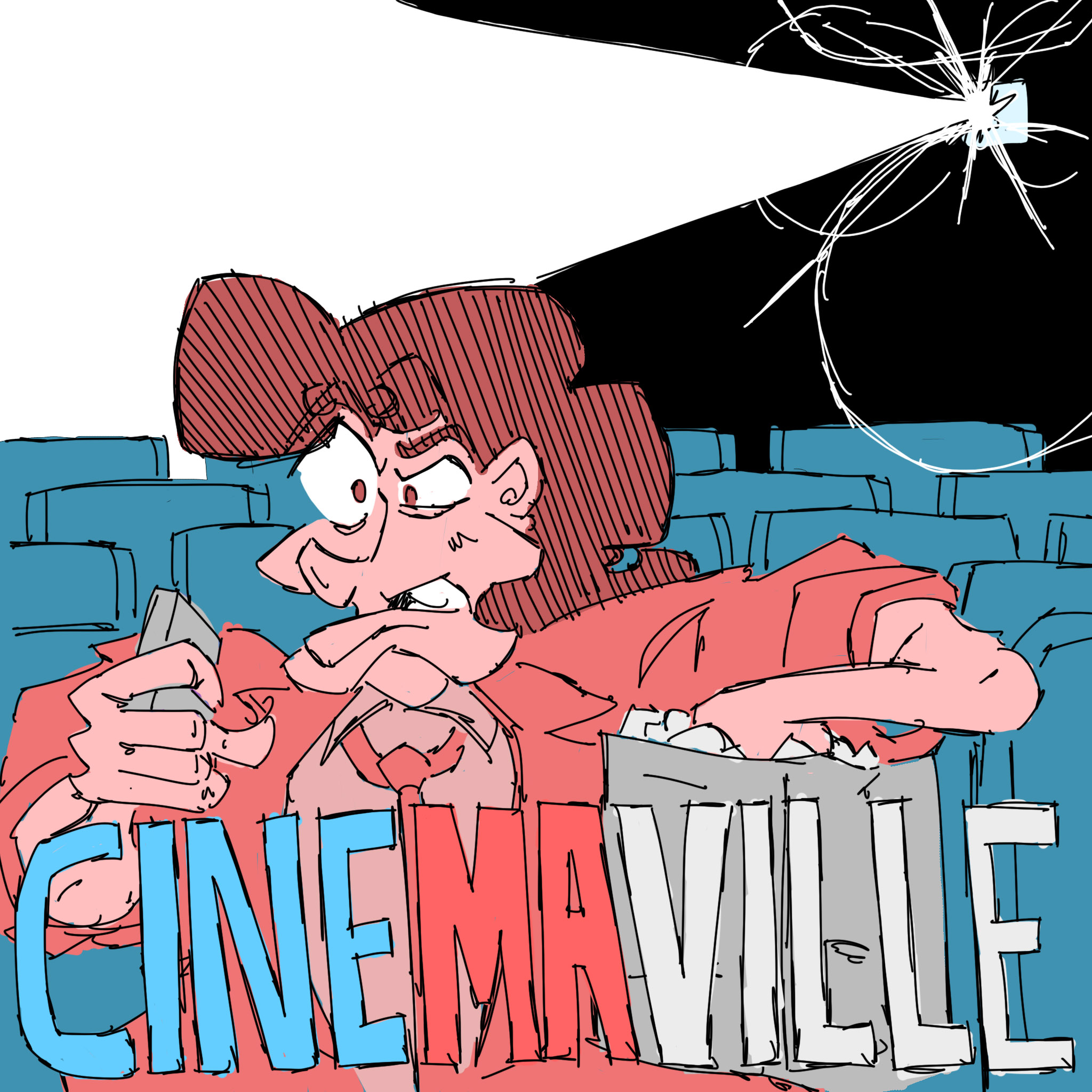 CinemaVille 9: Star Wars, Toni Erdmann and The Death of Cinema: 2016 Edition