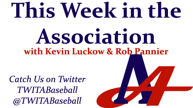 This Week in the Association with Kevin Luckow & Rob Pannier - Week 12
