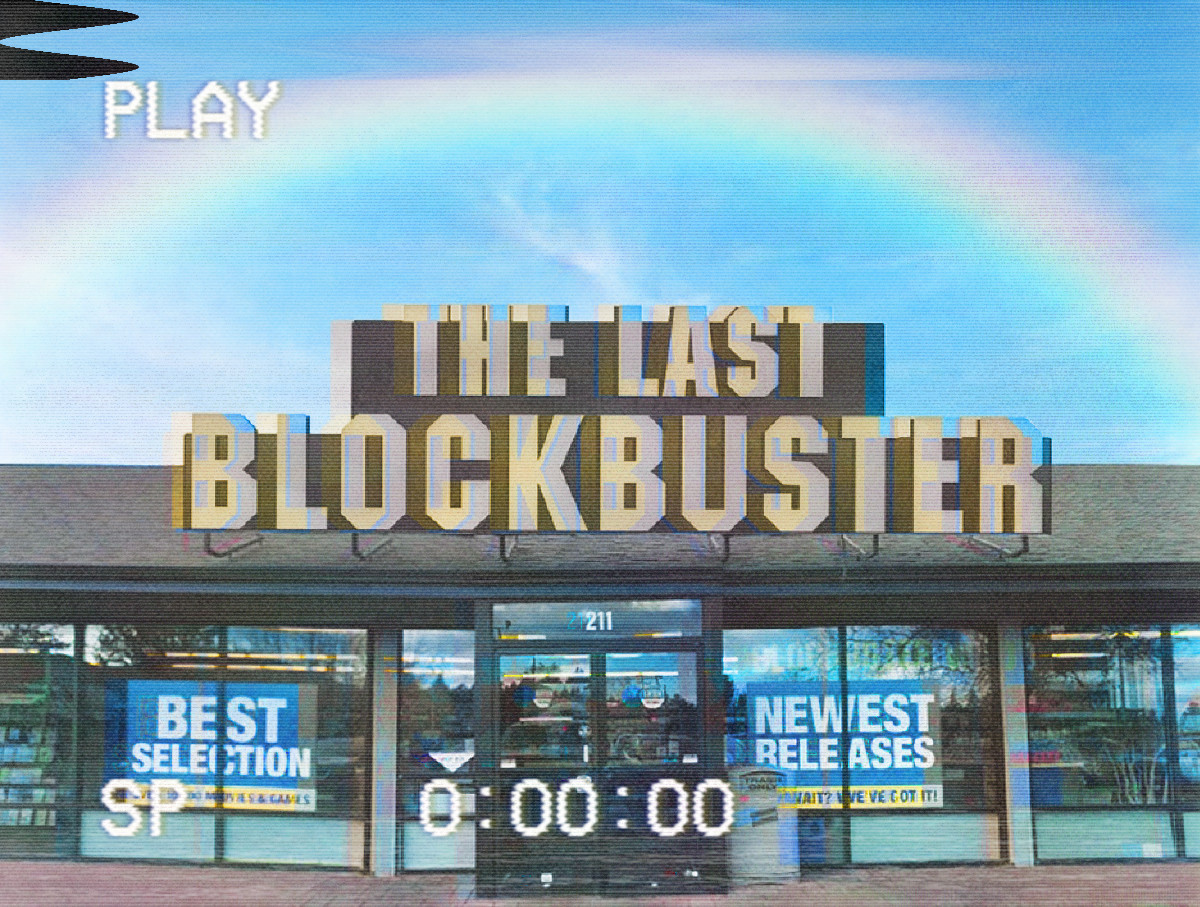 There is a Blockbuster Video Party Game Now