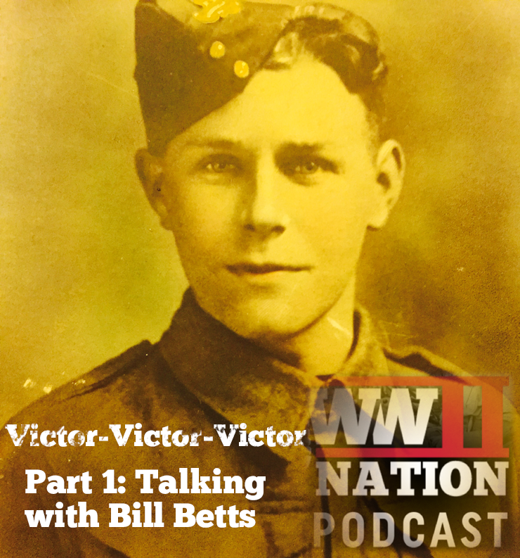 Victor - Victor - Victor - Part One: Talking with Bill Betts