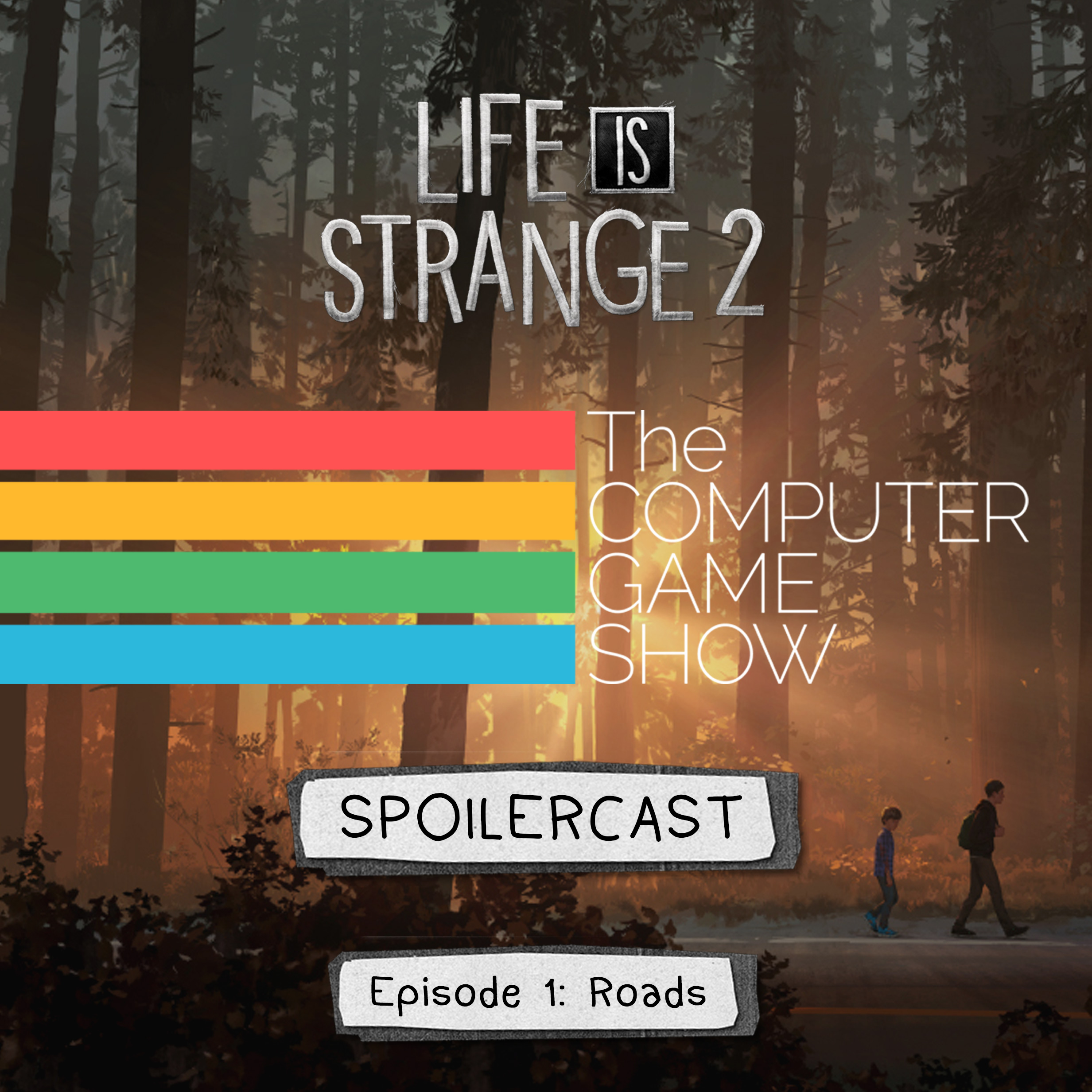 The Computer Game Show 2 Way Switch Feed At Life Is Strange Spoilercast 1 Roads