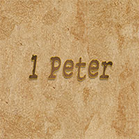 1 Peter - A Look Back So Far - Part 2