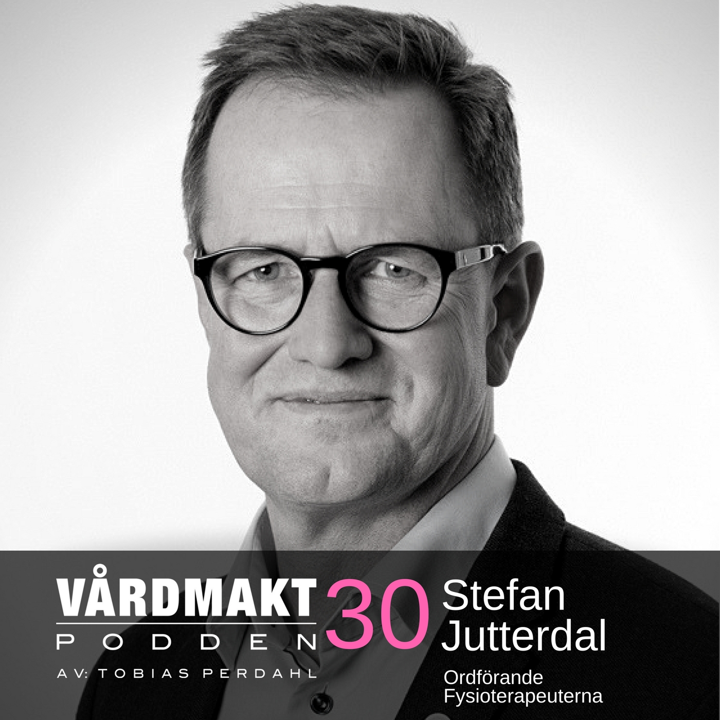 30: Stefan Jutterdal – Fysioterapeuternas perspektiv primum - Vårdmaktpodden