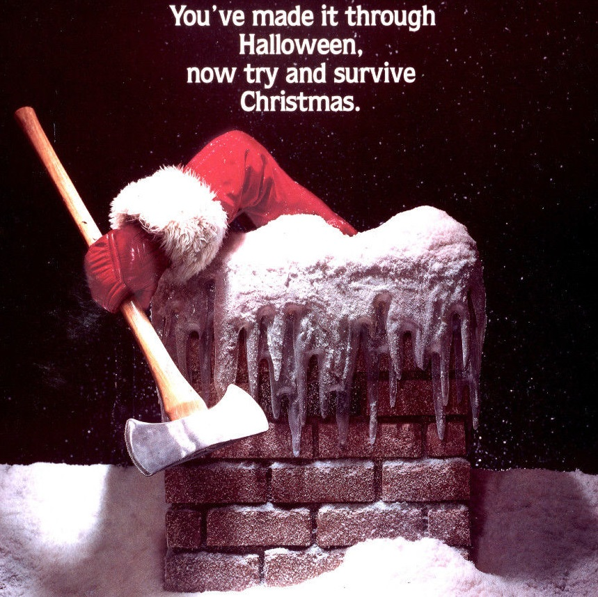 Episode 14 - Silent Night, Deadly Night (and Part 2, too!)