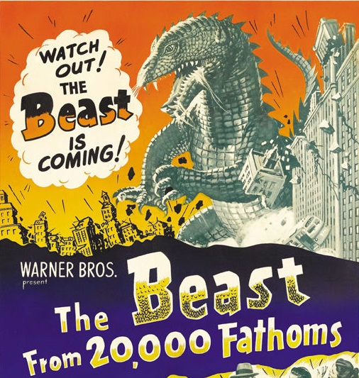 Episode 81 – KaiJune Spectacular! The Beast from 20,000 Fathoms