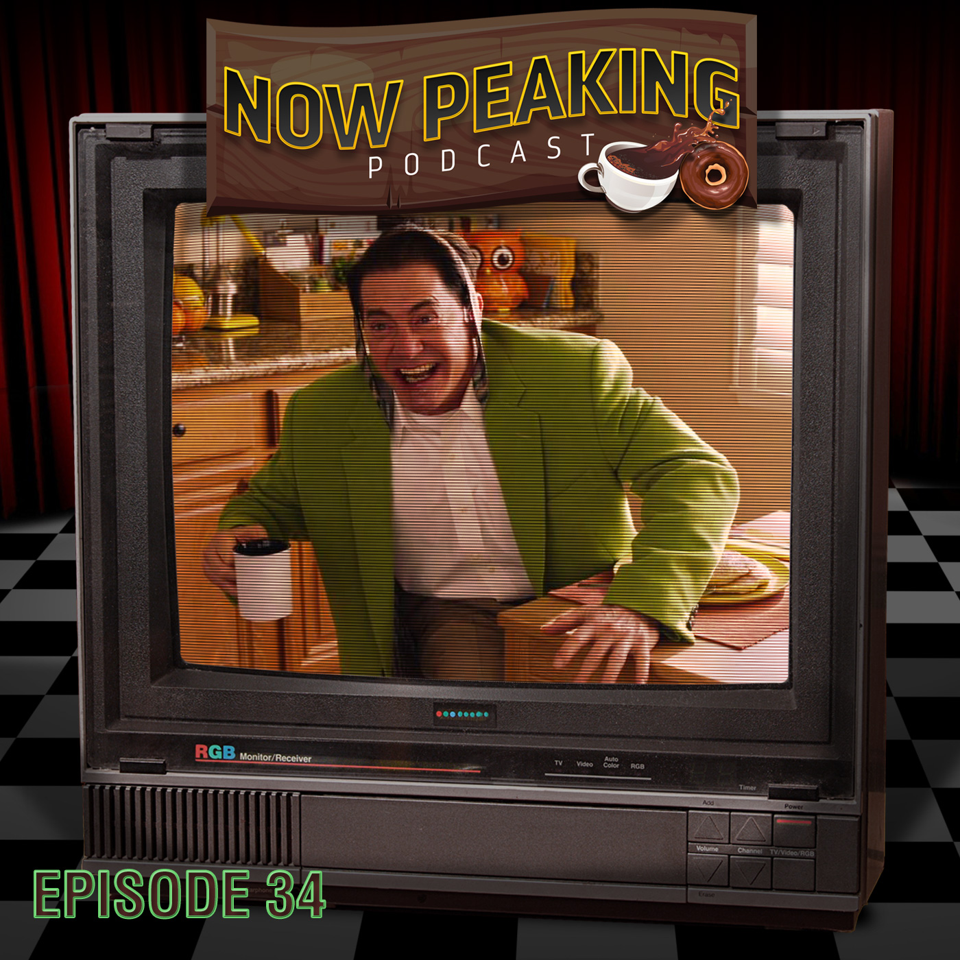 Now Peaking Episode 34: …brings back some memories.  - For Annual Subscribers