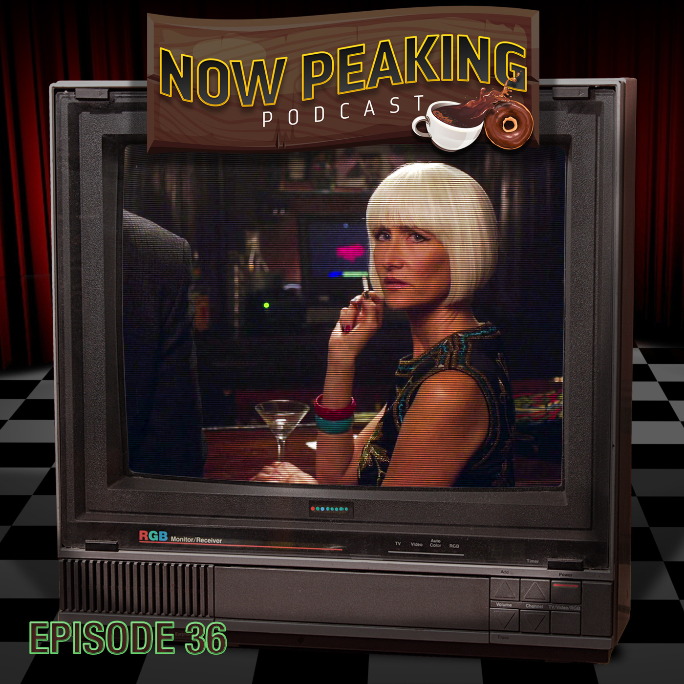 Now Peaking Episode 36: Don't Die. - For Annual Subscribers