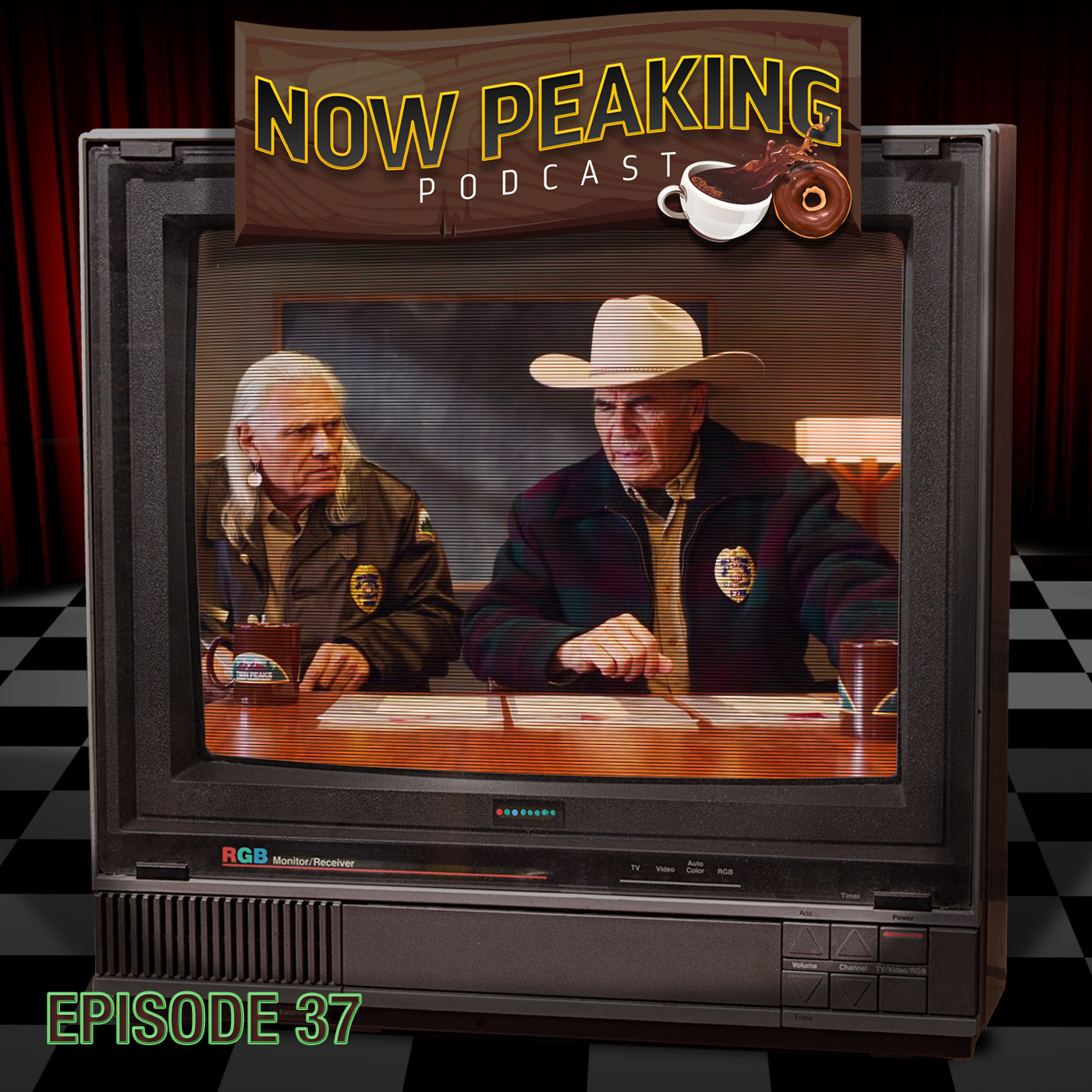Now Peaking Episode 37: There's a body all right  - For Annual Subscribers