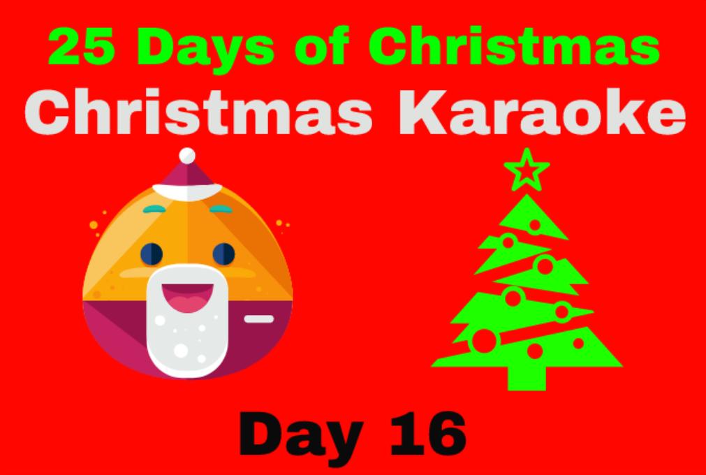 day 16 elvis presley blue christmas - Blue Christmas Karaoke