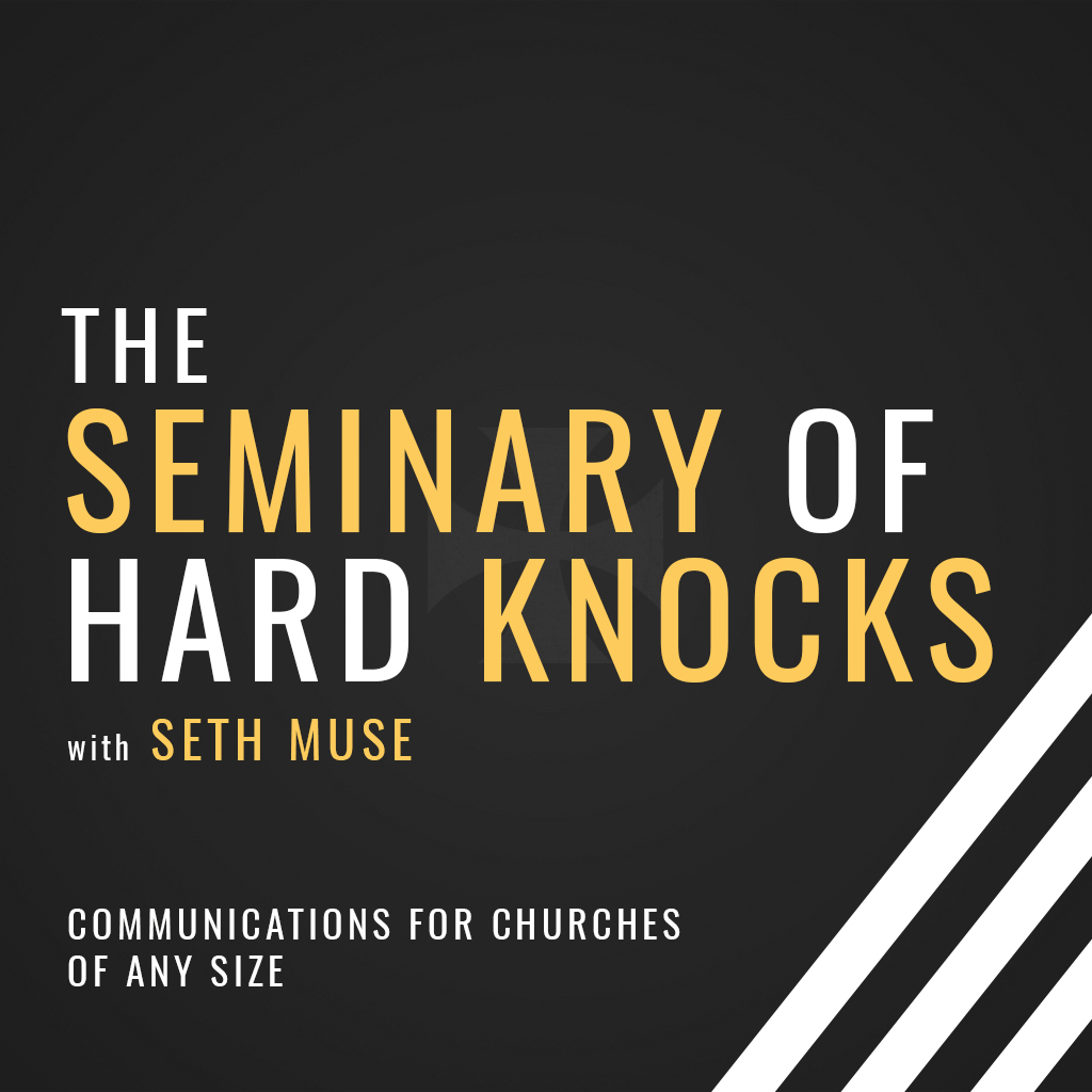 Leading Church Communications when You're not in Charge w/ Katie Allred, Ep. 32