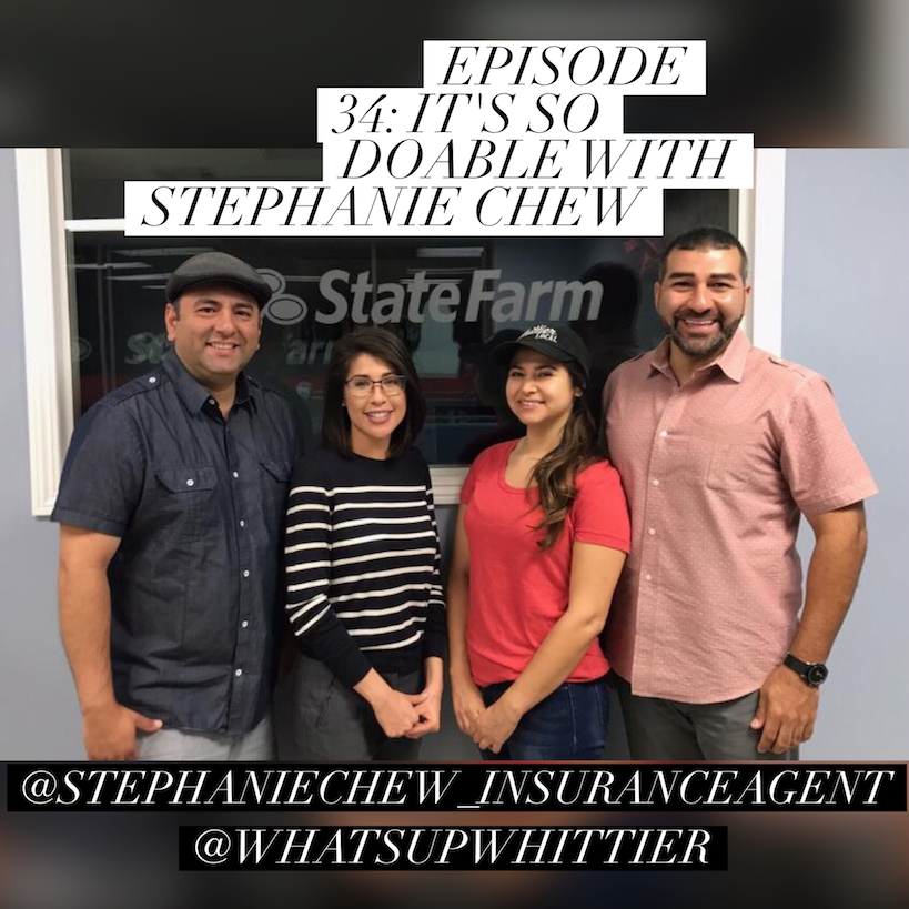 EPISODE 34: IT'S SO DOABLE with Stephanie Chew