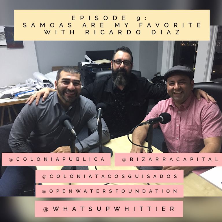Episode 09: SAMOAS ARE MY FAVORITE with Ricardo Diaz