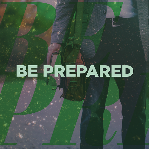 Be Prepared: Defending Your Hope // Chris H.