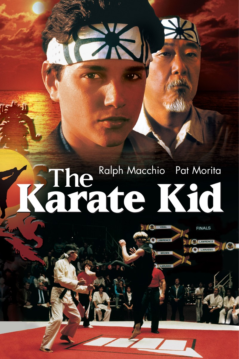 KARATE KID MOVIES DISCUSSION
